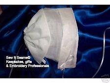 Boy Handkerchief Bonnet No Lace Magic Bonnet Use on wedding day