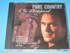 T.G. Sheppard / Pure Country - CD