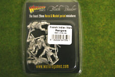 French and Indian wars FRENCH RANGERS Warlord Games 28mm