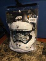 New Star Wars Stormtrooper Mask & Costume Medium Disney