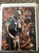 Bob Lilly Signed Autographed Dallas Cowboys 8 x 10 Photo NFL