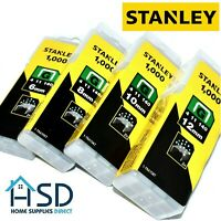 Resistente Graffette Stanley Ricarica Perni Disponibile IN 6mm 8mm 10mm 12mm