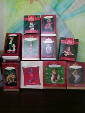 Hallmark Daughter Keepsake Ornament Lot of 10
