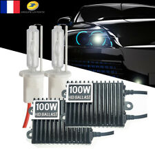 100W voiture phare H1 H3 H4 H7 9005 9006 HID Xenon ampoule ballast Lampe kit