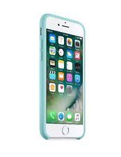 """Genuine ORIGINAL SEA BLUE Apple Silicon case for iPhone 8 Plus/ 7 Plus   -5.5"""""""