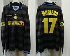 Maglia/Shirt/Camiseta Inter Milan Moriero Uefa 98 Umbro