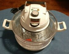 Galloping Gourmet Perfection Aire Convection Oven AX 707 Cooking Cuisine Tested