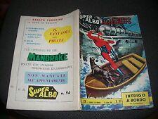 "MANDRAKE SUPER ALBO N.93 - BUONO ""N"""