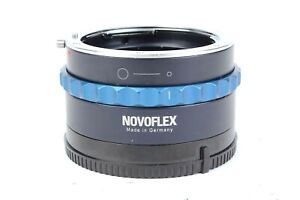 Novoflex Adapter for Nikon F Lens to Sony NEX-Mount #(J)RC