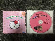 Hello Kitty Lovely Fruit Park Sega Dreamcast Japan NTSC-J