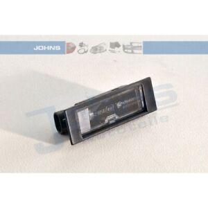 1 Feu éclaireur de plaque JOHNS 10 11 87-95 convient à ALFA ROMEO