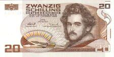 Autriche - Austria billet neuf de 20 shilling pick 148 UNC