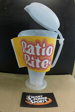 Ratio Rite Measuring Cup With Lid - 2-Stroke Premix Mixing Cup Gas - Oil