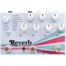 More details for empress effects reverb guitar pedal