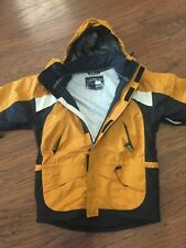 MENS S   OBERMAYER HOODED SKI JACKET  WINTER