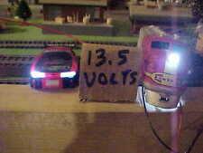 G,S,HO scales TRAIN Engine,Yard Lights,BLDG's 6ea Varable LED 0-19V DC