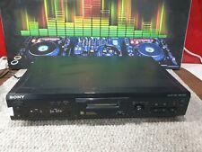 E1141 Sony MDS-JE330 MiniDisc Deck MD Recorder Player