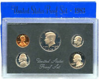 (1) 1983 United States Proof Set in Original Box