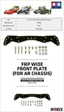 Mini 4wd FRP WIDE FRONT PLATE (FOR AR CHASSIS) Tamiya 15451 New