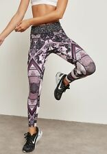 6334e93fe3c9fe WOMENS NIKE EPIC LUX 2.0 PRINTED 7/8 RUNNING TIGHTS SIZE M (874745 658