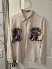 women cute shirt size medium perfect fit      us seller