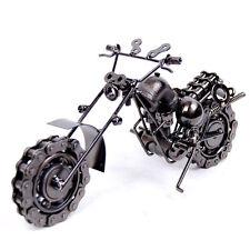 Metall-Motorradmodell Modell Motorrad Handgefertigt 26.5x19x12cm Super Cool Neu