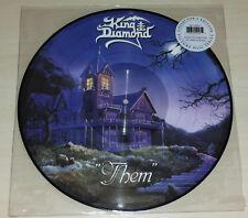 KING DIAMOND - THEM - PICTURE DISC - LP
