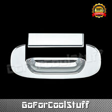 For Dodge Ram 1994-2001 Chrome Tailgate Cover Without Keyhole