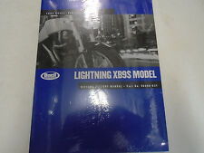 2003 BUELL LIGHTNING XB9S MODEL Service Shop Repair Workshop Manual NEW OEM 2003