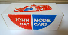 John Day Models BRM Type 57 1962. F1 Hill / Ginther White Metal kit 1:43