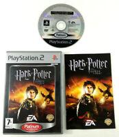 Jeu Playstation 2 PS2 VF Harry Potter et la Coupe de Feu avec notice Envoi suivi