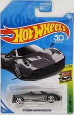 2017 HOT WHEELS '17 Pagani Huayra Roadster - HW Exotics Collection #2/10