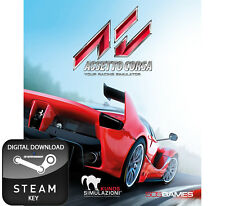 ASSETTO CORSA YOUR RACING SIMULATOR PC STEAM KEY