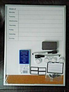 Magnetic White Board Weekly Planner Brand New In Original Packaging