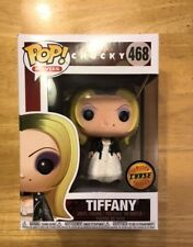 Bride of Chucky Tiffany CHASE Pop! Movies No. 468 Vinyl Figure by Funko New