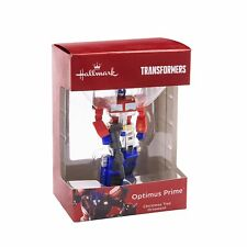 2019 Hallmark Transformers Optimus Prime Christmas Tree Decoration Ornament