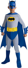 OFFICIAL BATMAN THE BRAVE & THE BOLD BOYS COSTUME CHILD SIZE SMALL 4-6