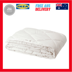 IKEA RÖDKÖRVEL Warm Duvet Doona Soft Comfy Fluffy Cotton Wool 200x200cm