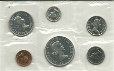CANADA 1964 Proof-Like (PL) Set, complete original packaging, pristine beauty!~