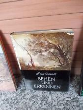 Sehen und erkennen, von Paul Brandt, aus dem Alfred Kröner Verlag