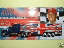 Camion F1 GP grand Bretagne  Schumacher Collection 1/87