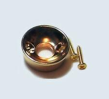 Guitar Hardware - JACK SOCKET TELECASTER Tele Cup - GOLD
