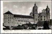 Weingarten Baden-Württemberg Postkarte Münster und Benediktiner Abtei ungelaufen