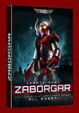 DVD KARATE-ROBO ZABORGAR VENTE DIRECTE EDITEUR NEUF