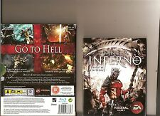 DANTES INFERNO DEATH EDITION LIMITED PLAYSTATION 3 PS3