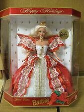 1997 Happy Holidays Barbie doll- Barbie Collector's Club NRFB