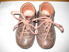 Chaussures Fille Falcotto en cuir Size 24 - Girl Baby Shoes - Schuhe - Leather