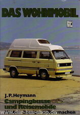 VW Bus Buch - das Wohnmobil - Motorbuch Verlag