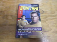 """Star trek """"My Brothers Keeper"""" (Paperback 1999) Free Domestic Shipping"""