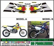 kit adesivi stickers compatibili drz 400 sm 2004